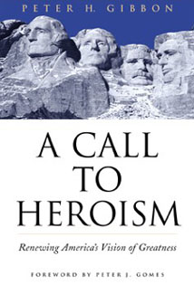"Image of Jacket to the book; ""A Call To Heroism"", which is linked to Amazon.com"